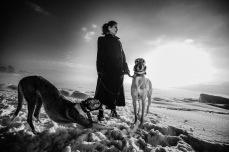 051 Zaida & Dogs 31Jan19 c Alejandro Lorenzo